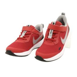 Sapato Nike Revolution 5 (PSV) Jr BQ5672-603 preto vermelho 2