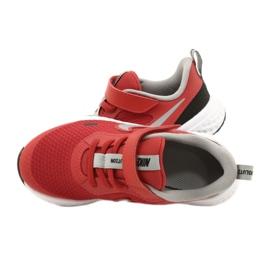 Sapato Nike Revolution 5 (PSV) Jr BQ5672-603 preto vermelho 5