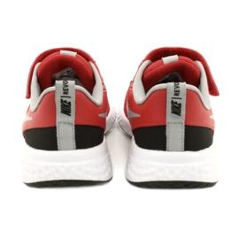 Sapato Nike Revolution 5 (PSV) Jr BQ5672-603 vermelho 6