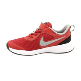 Sapato Nike Revolution 5 (PSV) Jr BQ5672-603 vermelho 1