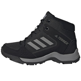 Sapatos Adidas Terrex Hyperhiker K Jr FX4186 preto azul marinho 2