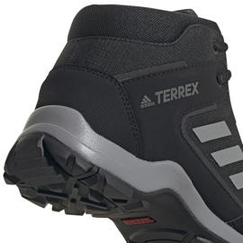 Sapatos Adidas Terrex Hyperhiker K Jr FX4186 preto azul marinho 4