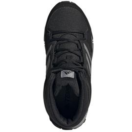 Sapatos Adidas Terrex Hyperhiker K Jr FX4186 preto azul marinho 5