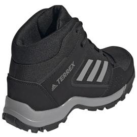 Sapatos Adidas Terrex Hyperhiker K Jr FX4186 preto azul marinho 6